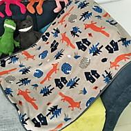 Χαμηλού Κόστους Κουβέρτες & Ριχτάρια-Φλις, Δραστική Εκτύπωση Γεωμετρικό Βαμβακερό / Πολυεστέρας κουβέρτες