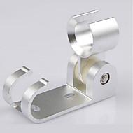 Χαμηλού Κόστους Κουρτίνες Ντους-Γάντζα Ρυθμιζόμενο Συνηθισμένο / Μοντέρνο / Σύγχρονο Αλουμίνιο 1pc - Εργαλεία αξεσουάρ ντους