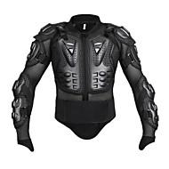 お買い得  オートバイ用プロテクション用品-WOSAWE オートバイの保護装置 のために ジャケット フリーサイズ PVC / ビニール / ライクラ / EVA 耐衝撃 / 保護 / 簡単なドレッシング
