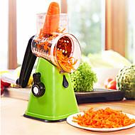 baratos Utensílios de Fruta e Vegetais-Utensílios de cozinha Inoxidável Novo Design / Multifunções / Gadget de Cozinha Criativa Ferramentas Cortantes / Peeler & Grater / Conjuntos de ferramentas para cozinhar Multifunções / Vegetais