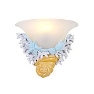 billige Vegglamper-Mini Stil / Kreativ LED / Moderne / Nutidig Vegglamper Stue / Innendørs Harpiks Vegglampe 220-240V 5 W