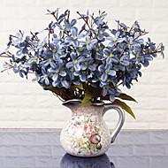 billige Kunstig Blomst-Kunstige blomster 1 Afdeling Klassisk Stilfuld Orkideer Bordblomst