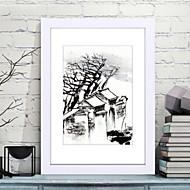 tanie Ramki na zdjęcia stojące-Nowoczesny / współczesny Drewniany Błyszczący Ramki do zdjęć, 1szt