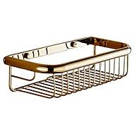 Estantería de Baño Nuevo diseño / Cool Moderno Latón 1pc Sencilla Colocado en la Pared