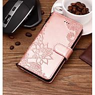 billiga Mobil cases & Skärmskydd-fodral Till Huawei P20 Pro / P20 lite Plånbok / Korthållare / med stativ Fodral spetsar Utskrift Hårt PU läder för Huawei P20 / Huawei P20 Pro / Huawei P20 lite / P10 Lite