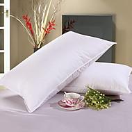 billige Puter-komfortabel, overlegen kvalitet seng pute skjegg / ny design pute grå duck ned bomull