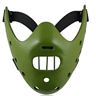 baratos -Decorações de férias Decorações de Halloween Máscaras de Dia das Bruxas / Halloween Entertaining Decorativa / Legal Verde 1pç