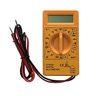 dt830a lcd håndholdt digitalt multimeter som brukes til hjemme og bil