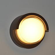 baratos Arandelas de Parede-Moderno / Contemporâneo Luminárias de parede Sala de Estar / Sala de Jantar Metal Luz de parede 220-240V 12 W