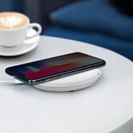 billiga Mobil cases & Skärmskydd-PR-hq-s 10w snabb qi trådlös mobil / mobil laddningshållare / strömport / pad / station / laddare för iPhone / Samsung / Nokia / Motorola / Sony / Huawei / Xiaomi