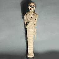 baratos -Decorações de férias Decorações de Halloween Halloween Entertaining / Objetos de decoração Decorativa / Legal Bege 1pç