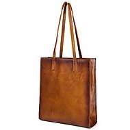 tanie Torby tote-torebki damskie skóra nappa zapinana na zamek