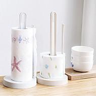 billiga Köksförvaring-Kök Organisation Ställ & Hållare Plast Ny Design / Kreativ Köksredskap / Lätt att använda 1st
