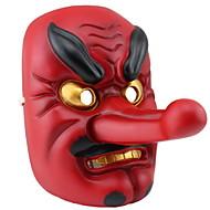 baratos -Decorações de férias Decorações de Halloween Máscaras de Dia das Bruxas Decorativa / Legal Vermelho 1pç