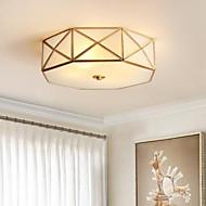 billige Taklamper-Geometrisk Takplafond Omgivelseslys - Nytt Design, 110-120V / 220-240V Pære ikke Inkludert