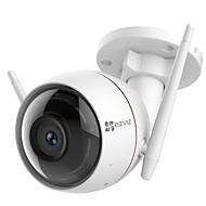 billige Utendørs IP Nettverkskameraer-ezviz® 720p 1 mp ip kamera utendørs støtte 128 gb