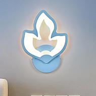 baratos Arandelas de Parede-Fofo / Novo Design LED / Moderno / Contemporâneo Luminárias de parede Quarto / Quarto das Crianças Acrílico Luz de parede IP65 220-240V 24 W
