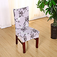 Κάλυμμα καρέκλας Πολύχρωμο Δραστική Εκτύπωση Πολυεστέρας slipcovers