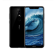 "NOKIA X5 "" Smartphone 4G (3GB + 32GB 5 mp / 13 mp mAh)"