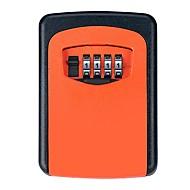 billige Tastelåser-KS003 Sinklegering / Aluminiumslegering Lås Smart hjemme sikkerhet System (Lås opp modus Passord)