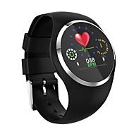 iPS GX6 Smart Satovi Android iOS Bluetooth Sportske Vodootporno Heart Rate Monitor Mjerenje krvnog tlaka Ekran na dodir Brojač koraka Podsjetnik za pozive Mjerač aktivnosti Mjerač sna sjedeći