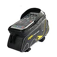 Χαμηλού Κόστους Κάλυμμα ποδηλάτου-Τσάντα για σκελετό ποδηλάτου 6 inch Ποδηλασία για iPhone 8 Plus / 7 Plus / 6S Plus / 6 Plus Ρουμπίνι