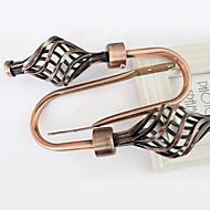 billige Gardinstenger og tilbehør-Curtain Accessories  Metall Veggkroker Metall 2pcs