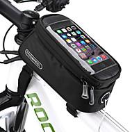 Χαμηλού Κόστους Κάλυμμα ποδηλάτου-ROSWHEEL Κινητό τηλέφωνο τσάντα / Τσάντα για σκελετό ποδηλάτου 5.5 inch Ποδηλασία για Ποδηλασία Μαύρο