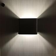billige Vegglamper-OYLYW Mini Stil / Øyebeskyttelse LED / Moderne / Nutidig Vegglamper Stue / Soverom Aluminum Vegglampe 85-265V 3 W