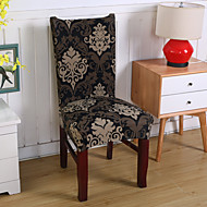 cheap Home Textiles-Chair Cover Multi Color Reactive Print Polyester Slipcovers