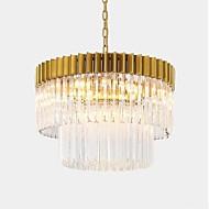 billiga Belysning-QIHengZhaoMing 6-Light Ljuskronor Glödande 110-120V / 220-240V, Varmt vit, Glödlampa inkluderad
