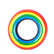 Χαμηλού Κόστους Διασκέδαση στην πισίνα και στο νερό-Φουσκωτά πισίνας Χαριτωμένο Δημιουργικό Λατρευτός PVC / Vinyl Ενηλίκων Γιούνισεξ Παιχνίδια Δώρο 1 pcs