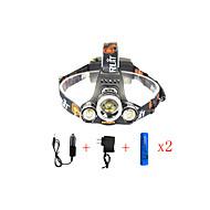 ieftine -13000 lm Frontale / lumini de securitate / Becul farurilor LED 1 Mod Anglehead / Potrivite Pentru Autovehicule / Foarte luminos