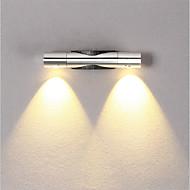 baratos Arandelas de Parede-Estilo Mini LED / Moderno / Contemporâneo Luminárias de parede Sala de Estar / Quarto Alumínio Luz de parede 85-265V 3 W