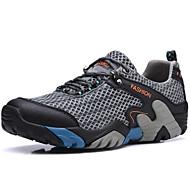 baratos Sapatos Masculinos-Homens Sapatos Confortáveis Com Transparência Verão Esportivo / Casual Tênis Água / Tênis Anfíbio Massgem Marron / Azul / Khaki