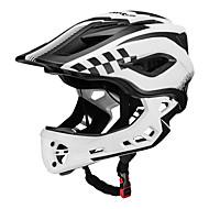 ROCKBROS Lasten pyöräilykypärä BMX Helmet 12 Halkiot Kevyt Hyönteisverkko Valettu yhtenäiseksi ESP+PC Urheilu Luistelu Ulkoliikunta Pyöräily / Pyörä - Valkoinen Punainen Vihreä Unisex