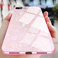מגן עבור Apple iPhone X / iPhone XS Max ציפוי כיסוי אחורי זוהר ונוצץ קשיח זכוכית משוריינת ל iPhone XS / iPhone XR / iPhone XS Max