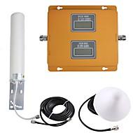 abordables -amplificateur de signal de répéteur de signal de téléphone portable de GSM / Dcs 900/1800 double bande