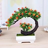 billige Kunstig Blomst-Kunstige blomster 1 Afdeling Klassisk Bryllup / minimalistisk stil Planter Bordblomst