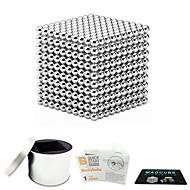 1000 pcs 5mm Jouets Aimantés Boules Magnétiques Jouets Aimantés Aimants Magnétiques Super Forts Magnétique Soulagement de stress et l'anxiété Jouets de bureau Soulage ADD, TDAH, Anxiété, Autisme