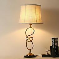 billige Lamper-Traditionel / Klassisk Dekorativ / Kul Bordlampe Til Soverom / butikker / cafeer Metall 220V