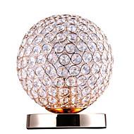 billige Skrivebordslamper-Moderne Moderne Søtt / Kreativ Bordlampe / Skrivebordslampe Til Stue / Soverom Metall 110-120V / 220-240V Gull / Sølv