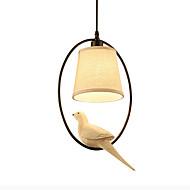 billige Takbelysning og vifter-Mini Anheng Lys Nedlys Malte Finishes Metall Stof Nytt Design, Smuk 110-120V / 220-240V