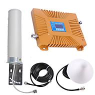 wyświetlacz lcd high-power wzmacniacz sygnału gsm / dcs telefon komórkowy wzmacniacz sygnału 900/1800 dwuzakresowy