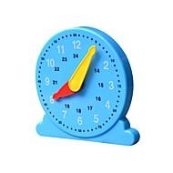 billige Veggklokker-lære å fortelle tidsklokke tidlig utdanning leker for barn baby modell undervisning barn baby tidlig læring intelligens leker gave