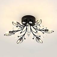 tanie Oświetlenie dekoracyjne-JLYLITE 6 świateł Lampy sufitowe Światło rozproszone Galwanizowany Metal Styl MIni 110-120V / 220-240V