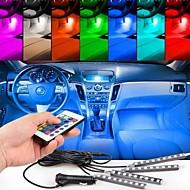 billige Innendørs LED-lys-bil lys led stripe neon lampe dekorative atmosfære lys bil interiør lys