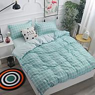 billige Moderne dynetrekk-Sengesett Moderne Polyester Trykket 4 delerBedding Sets