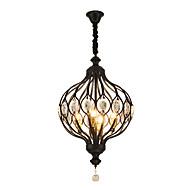 billige Takbelysning og vifter-ZHISHU 4-Light Globe Anheng Lys Opplys Malte Finishes Metall Kreativ 110-120V / 220-240V