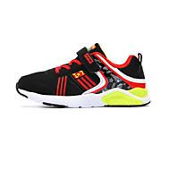 baratos Sapatos de Menino-Para Meninos Sapatos Com Transparência Outono Conforto Tênis Corrida para Adolescente Preto / Vermelho / Azul Real
